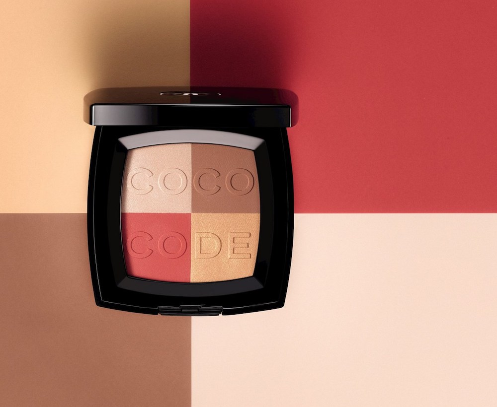 hanel Coco Code Spring 2017 Makeup Collection