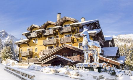 Cheval Blanc Courchevel Marks its 10th Season in the Alpine Peaks