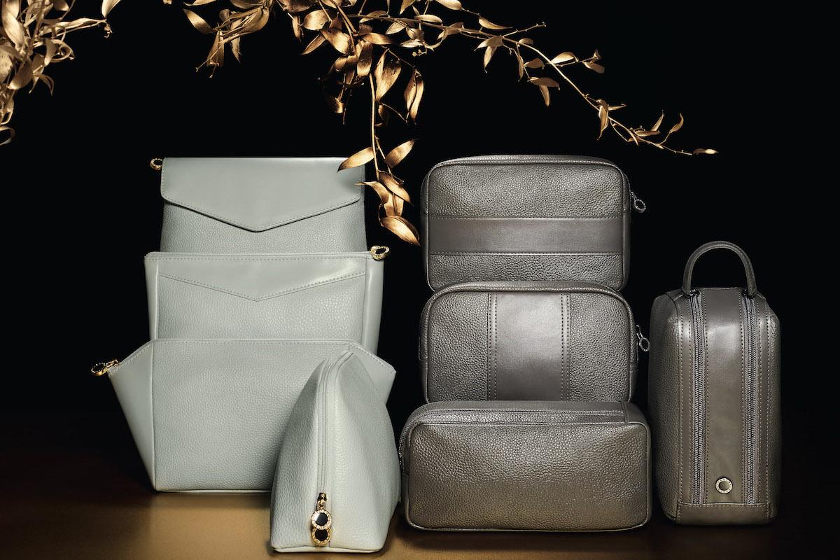 Emirates Offers New Bulgari & VOYA First-Class Amenity Kits in the Sky