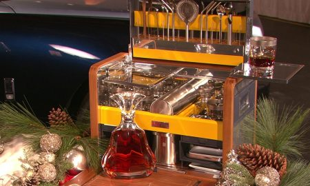 Hennessy X.O Is the Protagonist in Brett Anderson's Holiday Luxe List