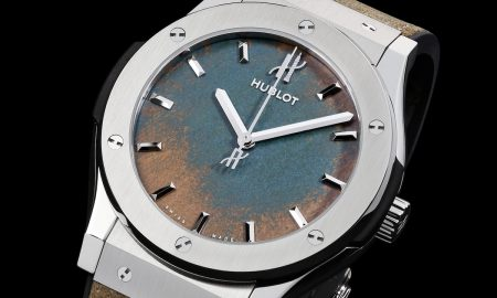 "Hublot Reveals the Special Edition Classic Fusion ""Vendôme Collection"""