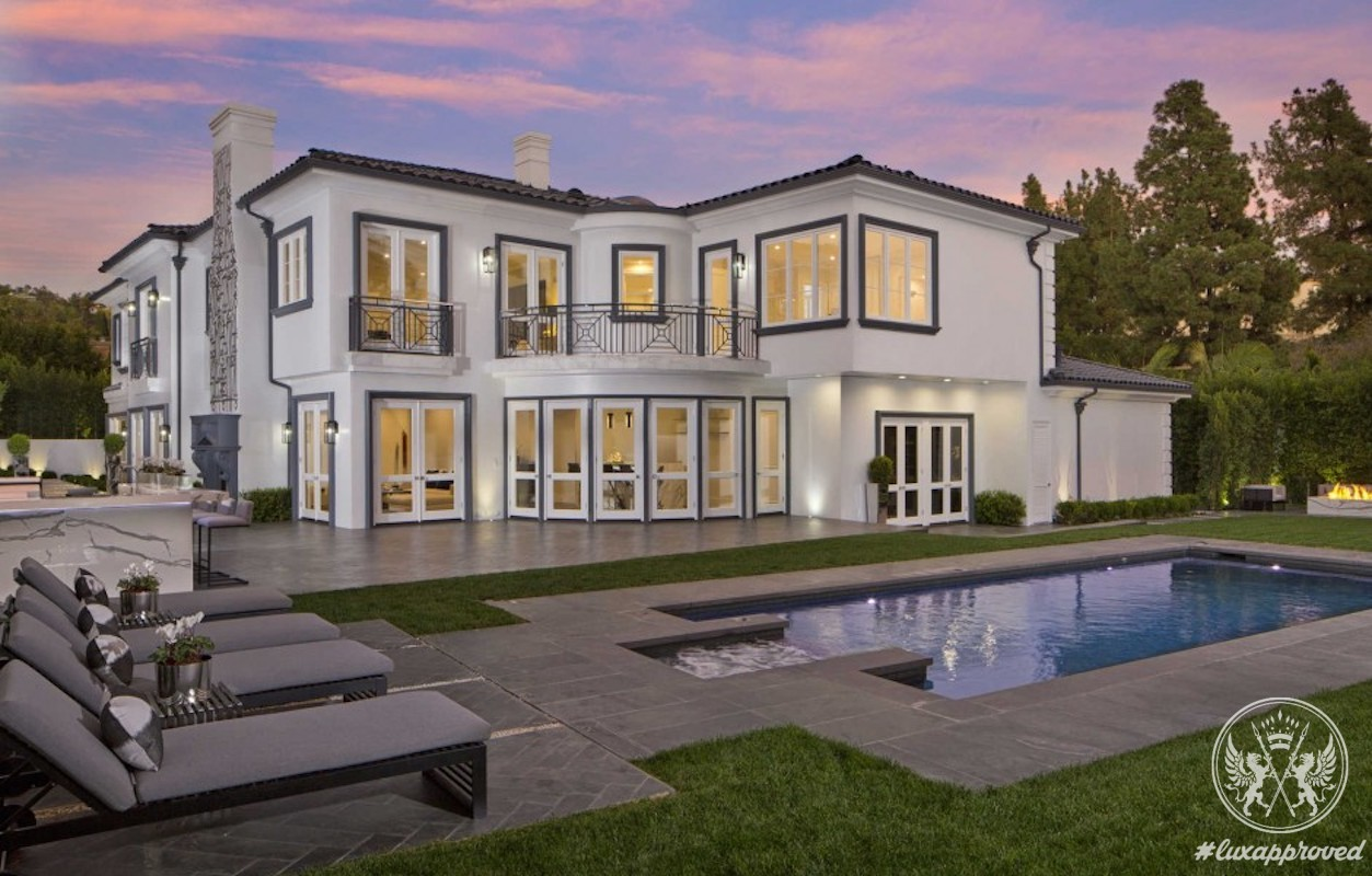 You Can Own This Laurel Way Masterpiece in Beverly Hills for $25 Million