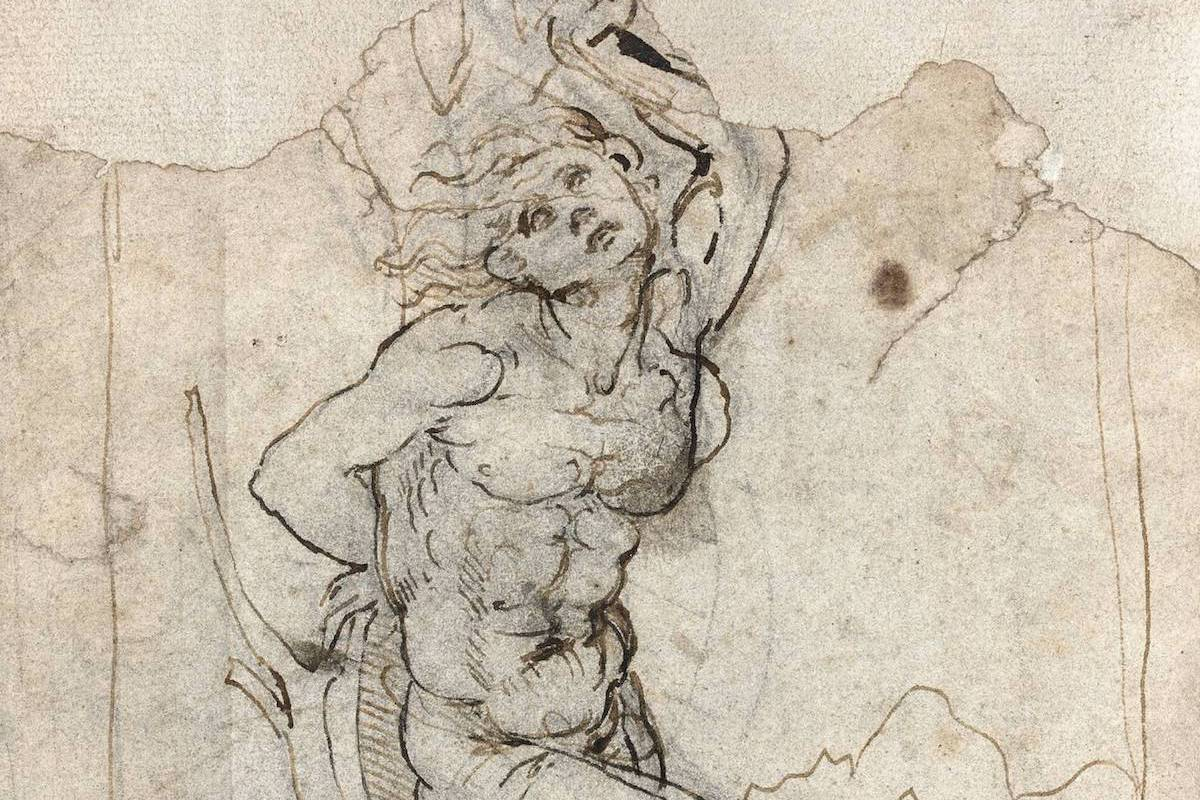 A Recently Discovered Work by Leonardo da Vinci is Valued at Around $15.8 Million