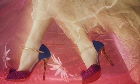Louboutin Spring-Summer 2017 Styles in The Remix Campaign