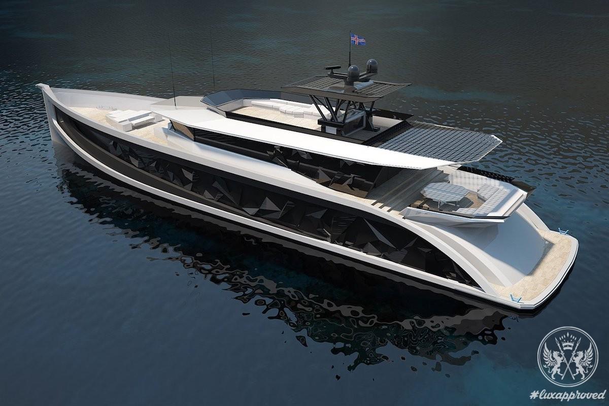 Black Iceberg Concept Designed by Max Zhivov