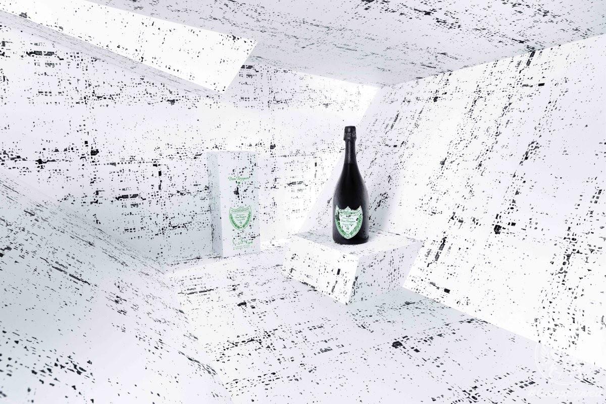 Michael Riedel Creates Limited Edition Boxes of Dom Pérignon Vintage 2006 & Rosé Vintage 2004