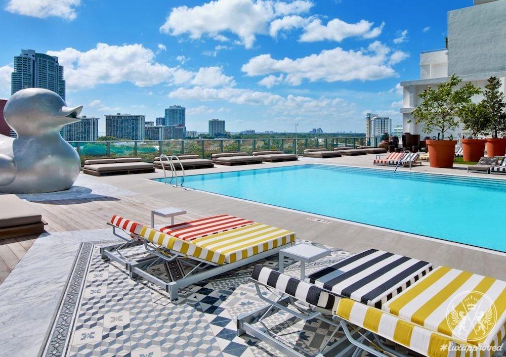 SLS Brickell Hotel & Residences Boasts World-Class Décor by Philippe Starck