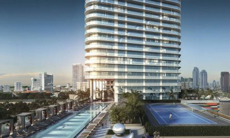 SLS Brickell Hotel & Residences Boasts World-Class Décor by Philippe Starck