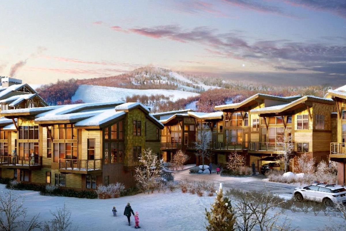 50% of Spruce Peak Village Townhomes Are Sold in Record Time