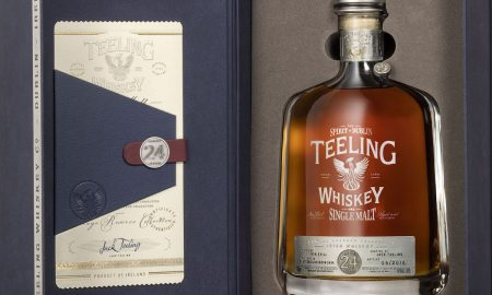 Teeling 24-Year-Old Irish Single Malt Is the World's Most Exclusive Irish Whiskey