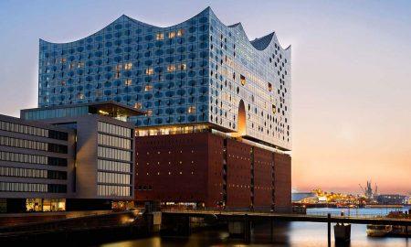 The Westin Hamburg Has Arrived