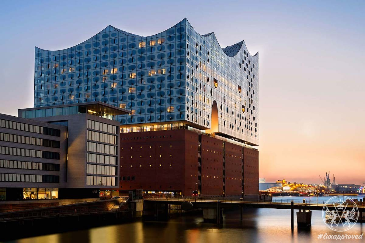 The Westin Hamburg Has Arrived