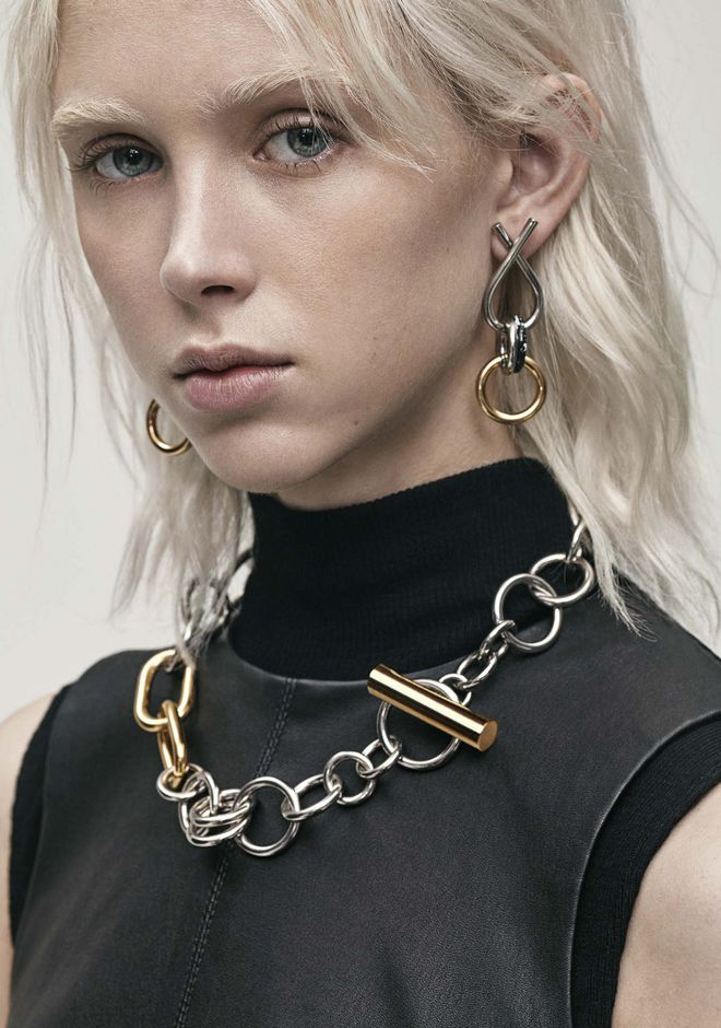 Alexander Wang Resort 2017 Collection of Jewelry