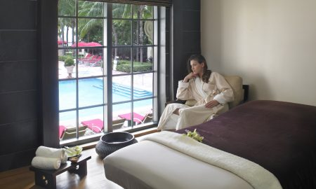 Royal Spa Suite at Acqualina Spa by ESPA