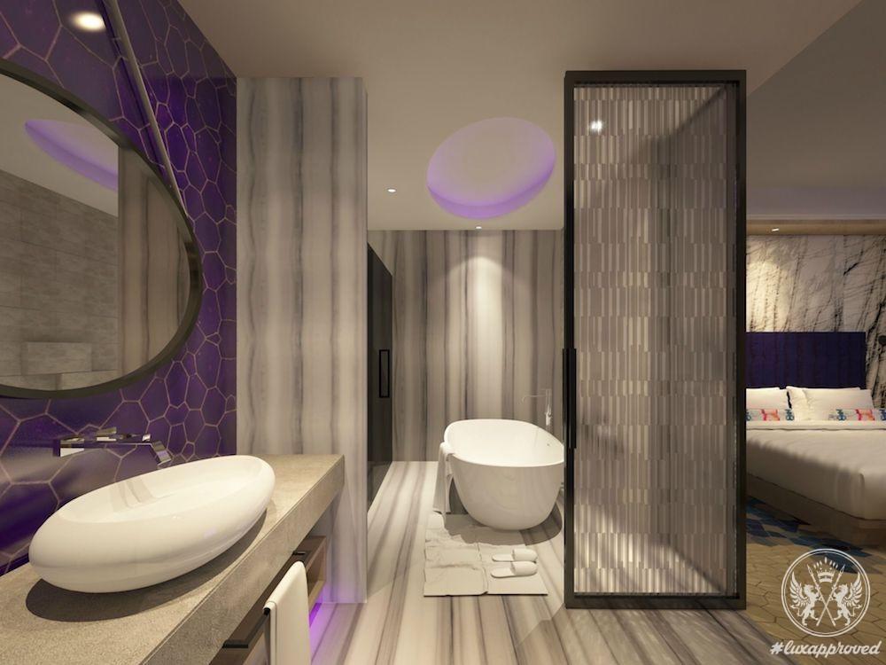 Marriott International Opens Aloft Taipei Beitou Luxury Hotel
