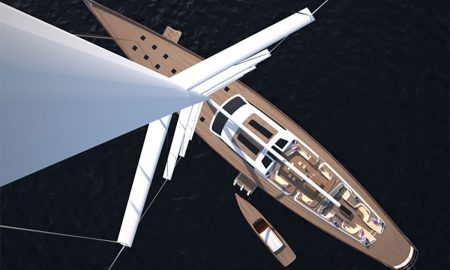Baltic Yachts' Pink Gin VI Is Going to Be the Biggest Carbon Composite Sloop in the World