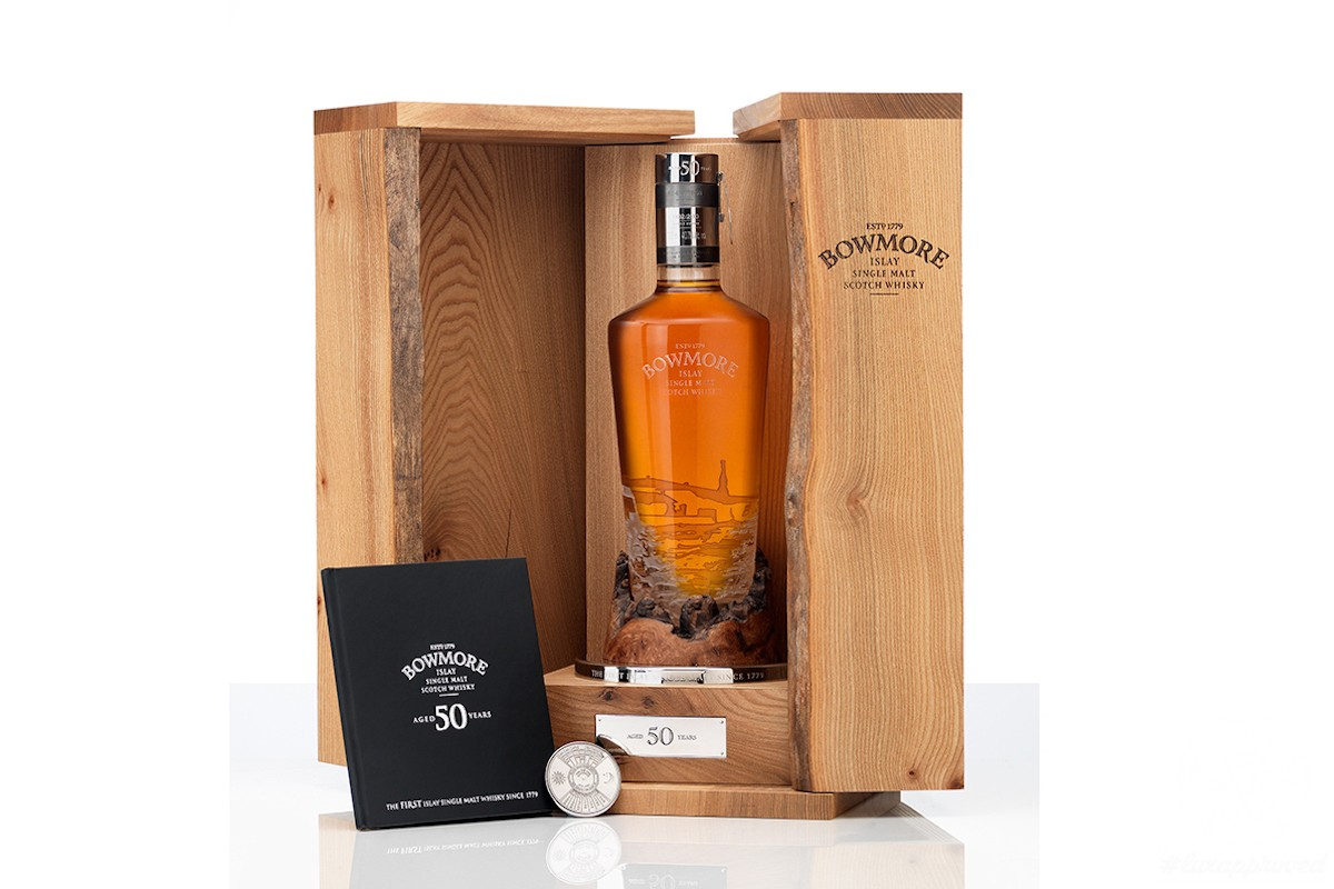 Bowmore 50-Year-Old: Half a Century in a Bottle