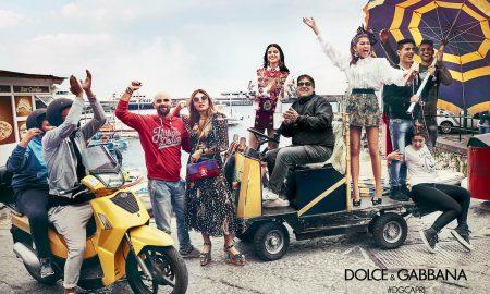 Dolce & Gabbana Spring-Summer 2017 Campaign Featuring Zendaya