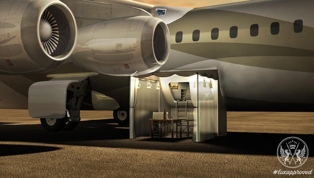 Avro Business Jet Explorer Concept by Design Q