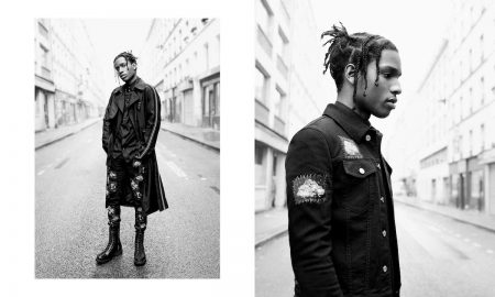 A$AP Rocky & Boy George Lead the Dior Homme Summer 2017 Campaign