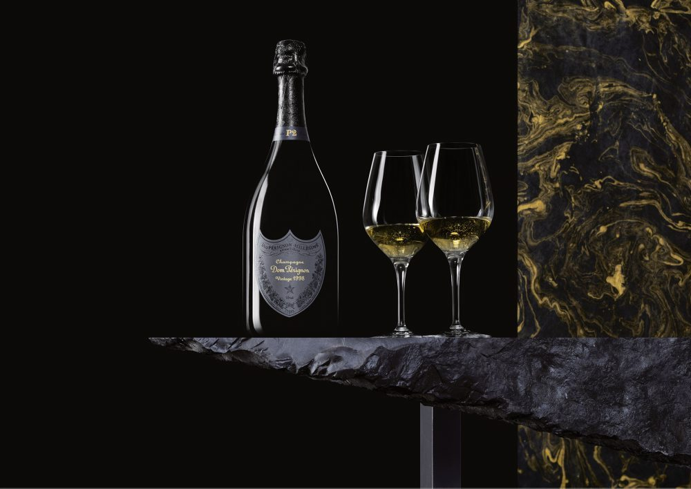 Explore the Dom Pérignon P2 in the Refined Setting of Ducasse au Château de Versailles