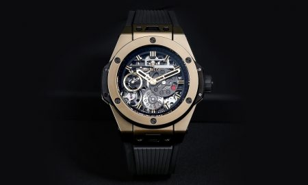 Hublot Presents Big Bang Meca-10 Magic Gold