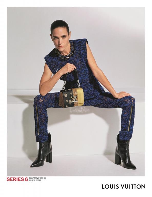 Louis Vuitton Series 6 Ad Campaign