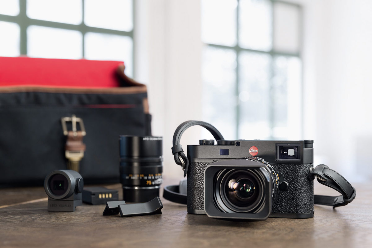 Leica M10 Is the Slimmest Digital M Camera of all Time