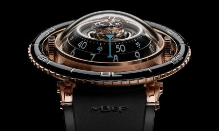 MB&F HM7 Aquapod Watch