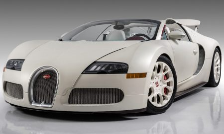 Barrett-Jackson Scottsdale Auction Puts up Floyd Mayweather's Bugatti Veyron Grand Sport