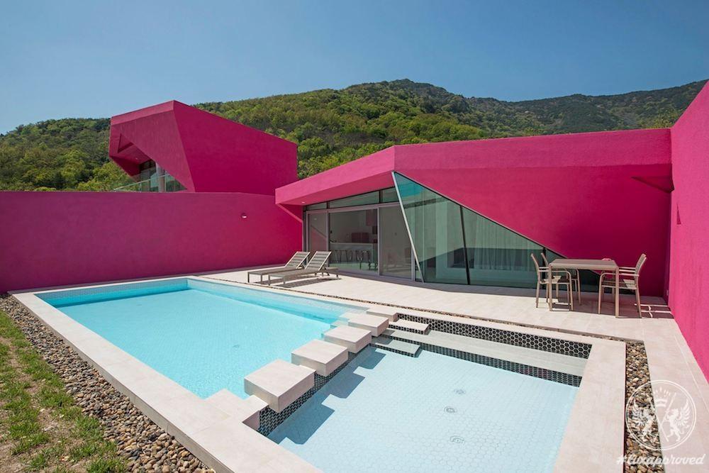 The Miryang Pool Villas by Moon Hoon