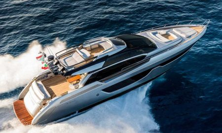 "Riva 76' Perseo Takes Home the ""Motor Boat Awards 2017"""