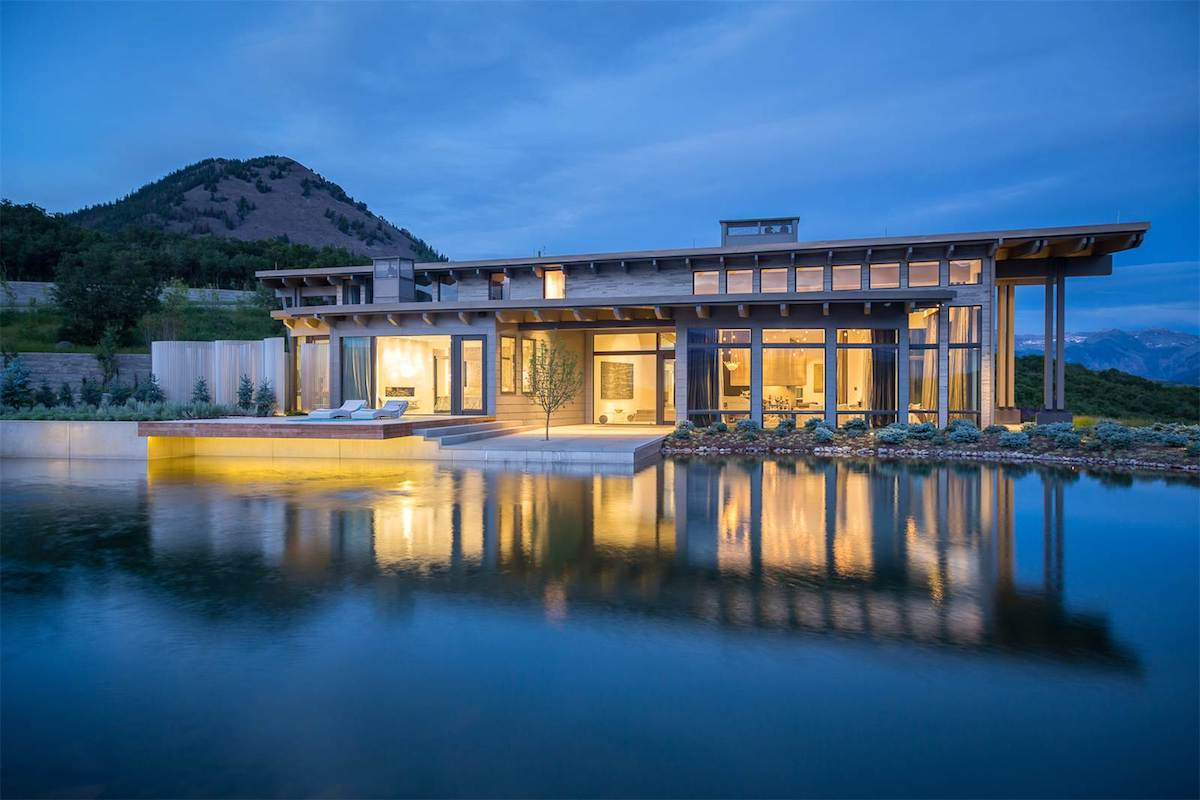 The $39 Million Paradiso Is an Eco-Friendly Estate in Telluride