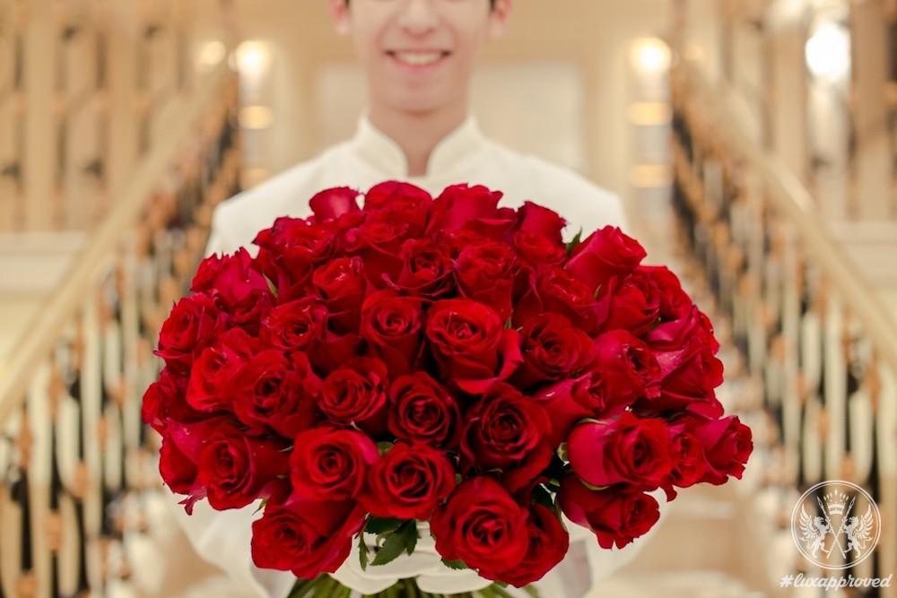 St. Valentine's Day at The Peninsula Hong Kong