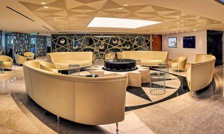 Qatar Airways Premium Lounge at Paris-Charles de Gaulle Airport
