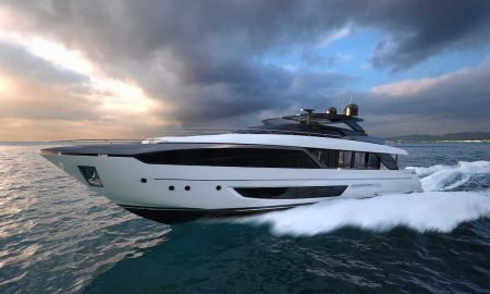 Meet Riva 110', the Largest Flybridge of Boundless Beauty