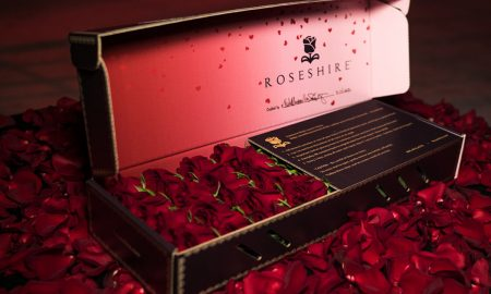 The 2017 Roseshire Valentine's Day Collection