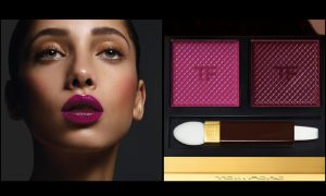 Tom Ford Spring 2017 Color Collection