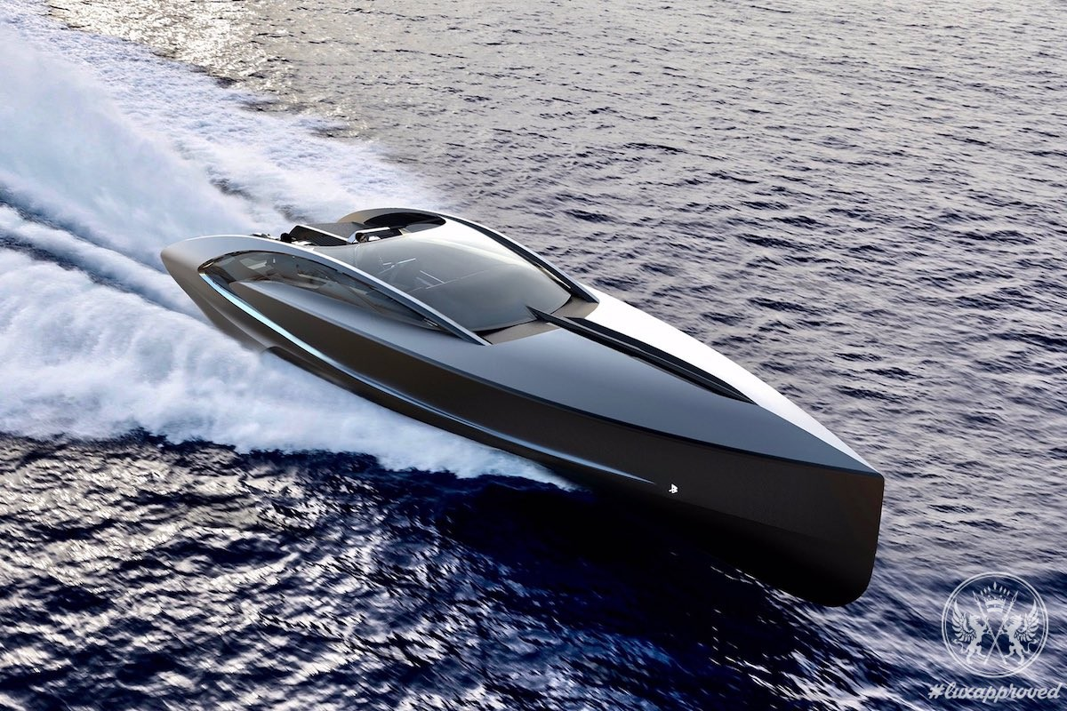 Timur Bozca Presents Sarco, a Luxury Vessel that Represents a New Era of Boat Designing