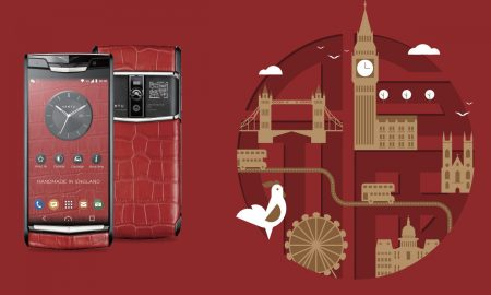 Vertu Signature Touch Prosperity 2017 Limited Edition Phone