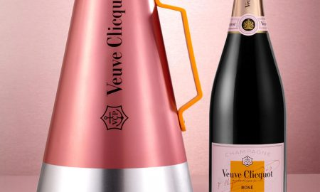 Veuve Clicquot Rosé Scream Your Love Megaphone Ice Bucket