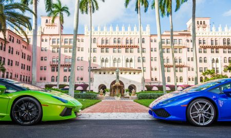 2017 Waldorf Astoria Driving Experiences