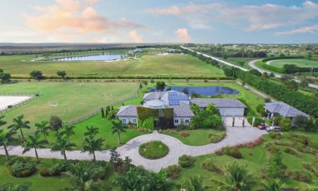 Platinum Luxury Auctions to Auction Off Wellington Equestrian Estate in February