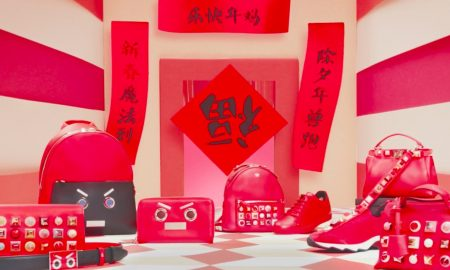 Fendi Chinese New Year Capsule Collection
