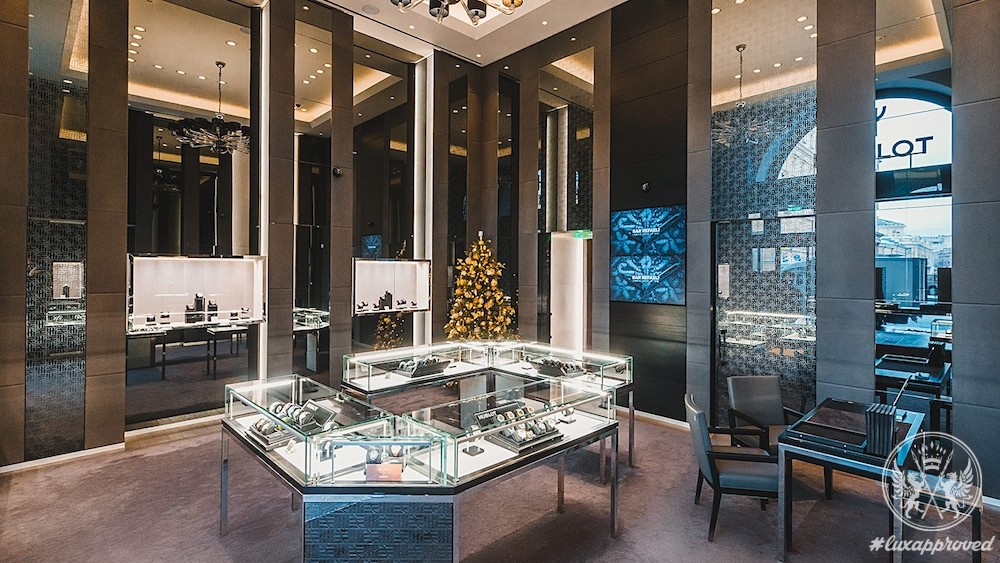 Hublot Boutique Moscow Metropol Opens