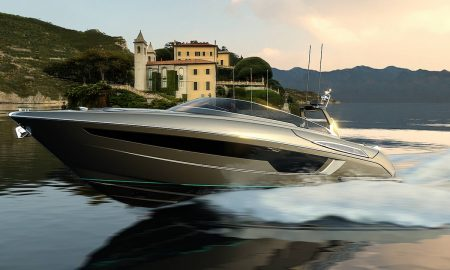 Riva 56' Is Revealed at BOOT 2017 in Düsseldorf