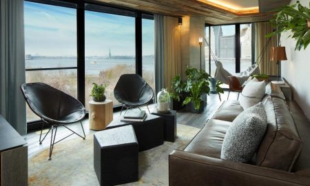 A Nature-Led Luxury Property 1 Hotel Brooklyn Bridge Opens Its Doors