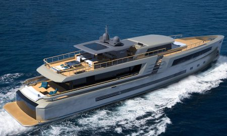 A Yacht Without Borders: The 3800 Lounge by Couach
