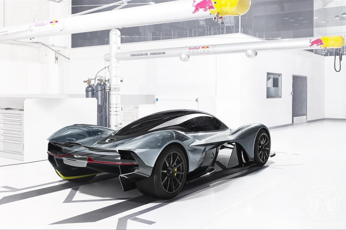 Aston Martin AM-RB 001 to Make its First Appearance in North America