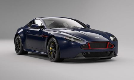 Aston Martin Unveils V8 and V12 Vantage S Red Bull Racing Editions